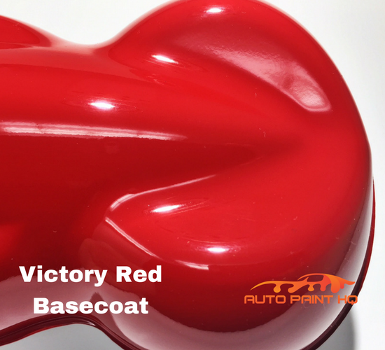 Victory Red Basecoat Clearcoat Gallon