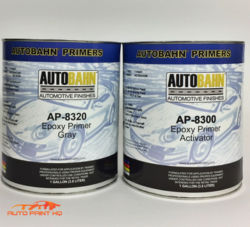Epoxy Primer Surfacer DTM Gallon Kit