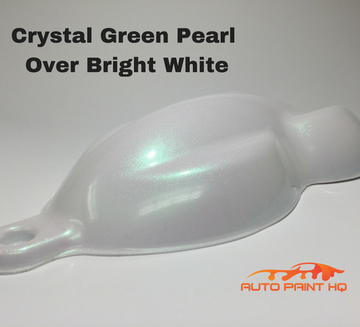 Tri-coat Green Pearl Basecoat Quart (Over Bright White Base)