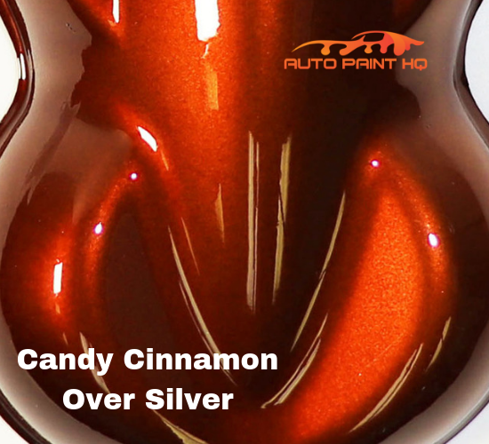 Candy Cinnamon Gallon with Reducer (Candy Midcoat Only) Car Auto Paint Kit
