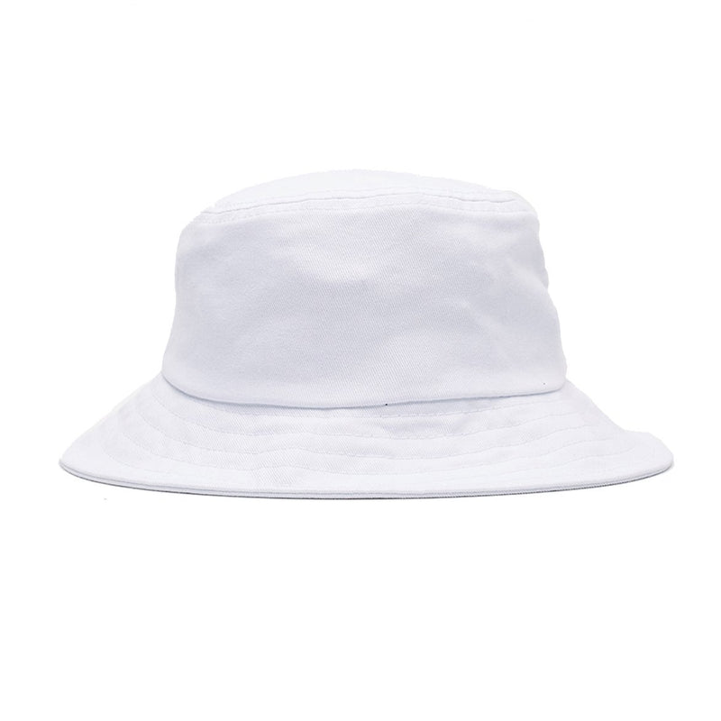 Luna Bucket Hat White | OBEY Clothing