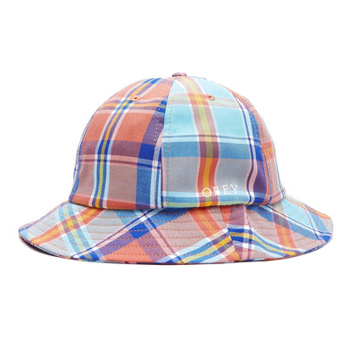Arthur Bucket Hat Teal Multi | OBEY Clothing