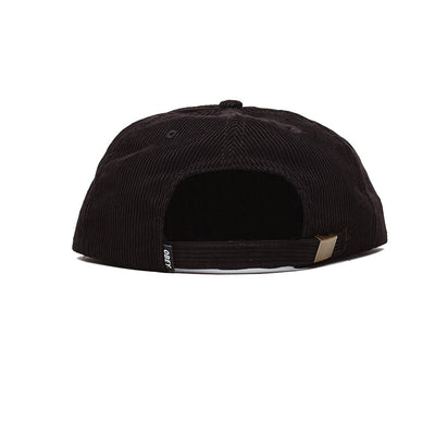 Vanish Strapback Black | OBEY Clothing