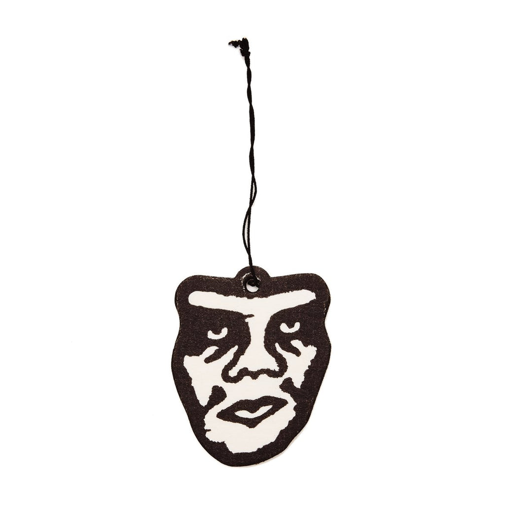OBEY Creeper Air Freshener Black White | OBEY Clothing