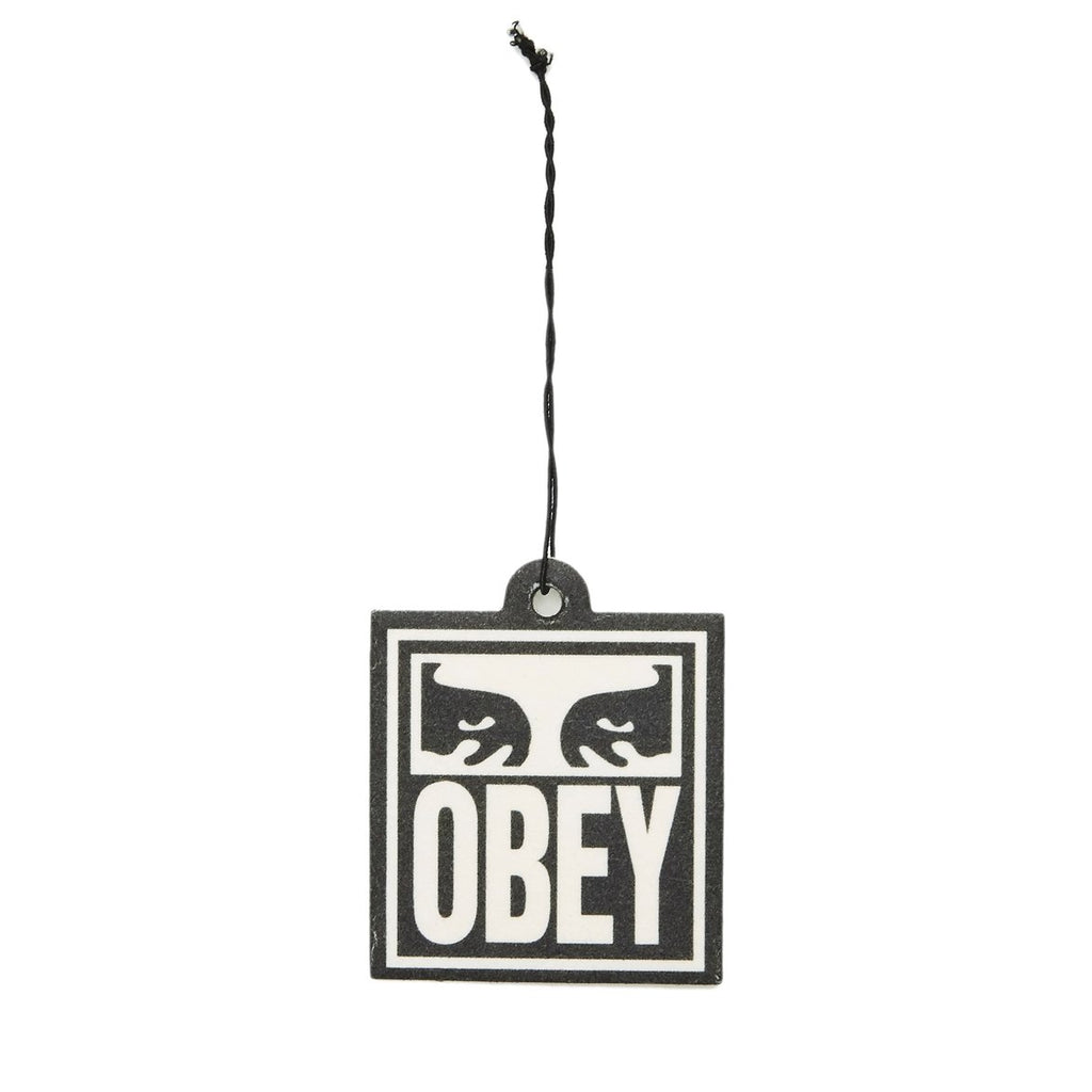 OBEY Icon Eyes Air Freshener Black White | OBEY Clothing