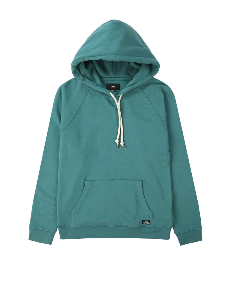 OBEY Lofty Creature Comfort II Pullover Dusty Teal | OBEY Clothing