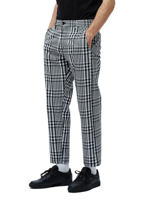 Straggler Plaid Flood Pant | OBEY Clothing