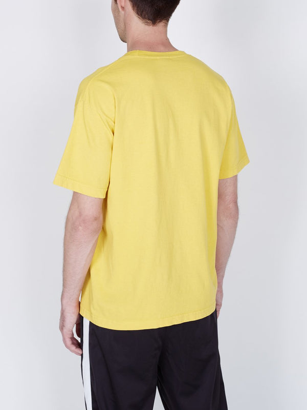 Novel OBEY 3 Heavyweight Box Tee Spectra Yellow | OBEY Clothing