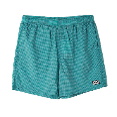 Easy Relaxed Nore Short Eucalyptus | OBEY Clothing