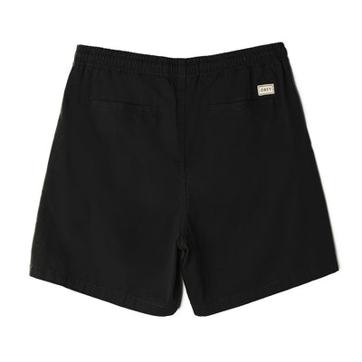 Ideals Organic Easy Short Black | OBEY Clothing