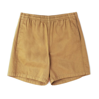 Ideals Organic Easy Short Khaki | OBEY Clothing