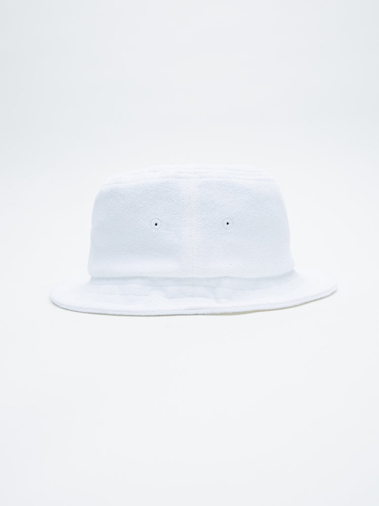 Nowell Bucket Hat White | OBEY Clothing