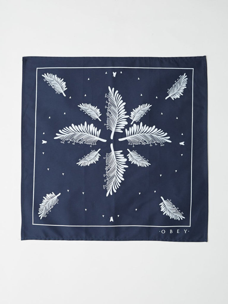 Feather Bloom Navy | OBEY Clothing