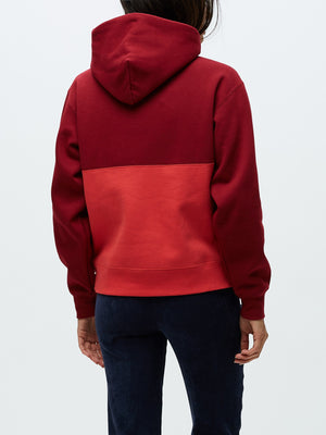 Sonora Hoodie Ox Blood | OBEY Clothing