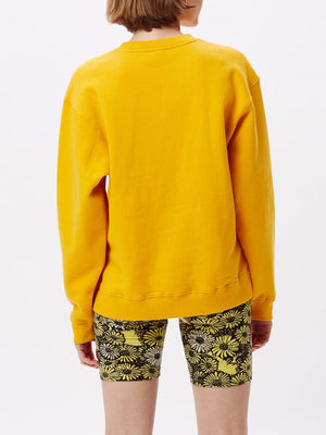 Obey New Box Fit Crewneck New Gold | OBEY Clothing