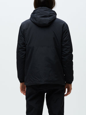 Bruges Anorak Black | OBEY Clothing
