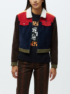 Gordon Jacket Multi | OBEY Clothing