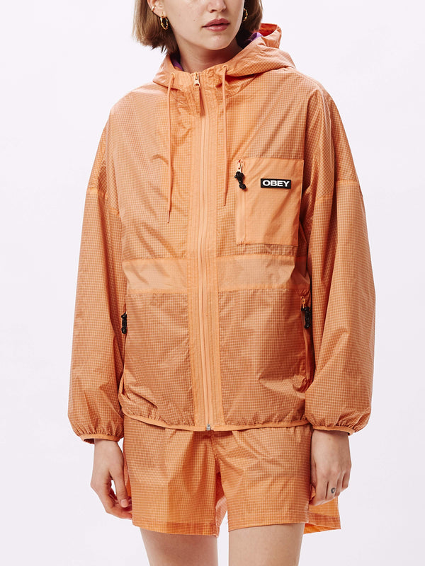 Riverbed Jacket Melon | OBEY Clothing