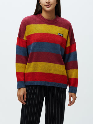 Darby Crewneck Multi | OBEY Clothing