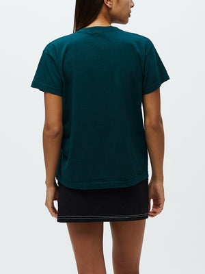 OBEY Refined Custom Box Tee Forest Pine | OBEY Clothing