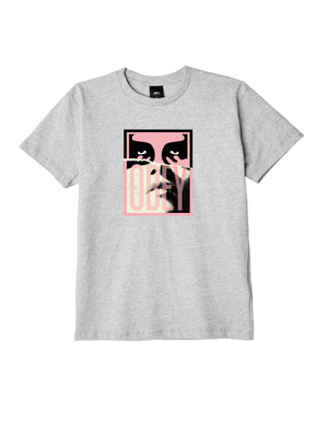 Noir Woman Icon II Custom Box T-Shirt | OBEY Clothing