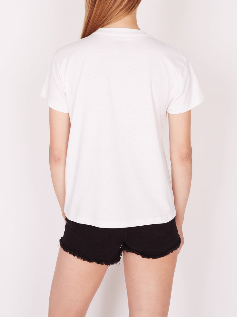 OBEY Drink Crude Oil Recycled Organic Tee White | OBEY Clothing