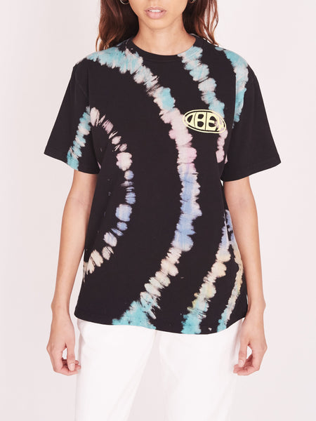 OBEY Bumper Rainbow Tie Dye Tee | OBEY Clothing