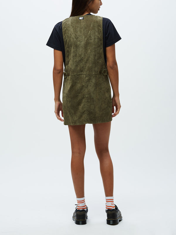 Gordon Dress Forest | OBEY Clothing