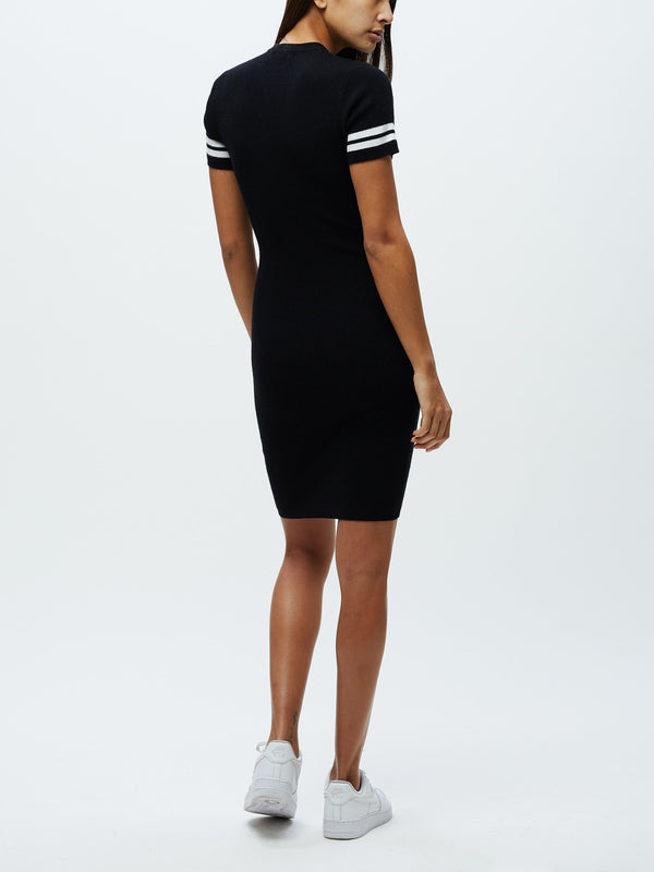 South Slope Dress Black | OBEY Clothing