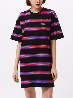 Peri Dress Black Multi | OBEY Clothing