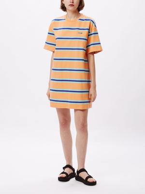 Peri Dress Melon Multi | OBEY Clothing