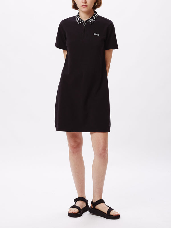 Liana Dress Black | OBEY Clothing