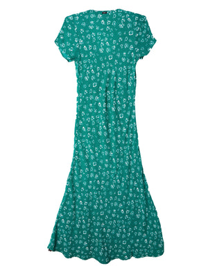 Jade Dress Emerald Multi | OBEY Clothing