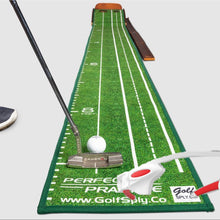 Load image into Gallery viewer, Perfect Putting Mat SE & Laser Glasses - Value Pack - ohksports