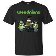Minion - the weednions T shirt & Hoodies