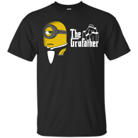 Minion - the grufather T shirt & Hoodies