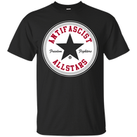 Anarchy - antifascist allstars T shirt & Hoodies