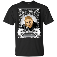 Anarchy - jax teller sons of anarchy T shirt & Hoodies