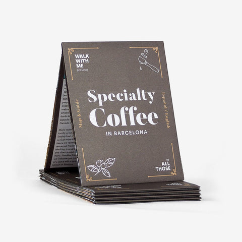 Pocket Guide · Specialty Coffee in Barcelona
