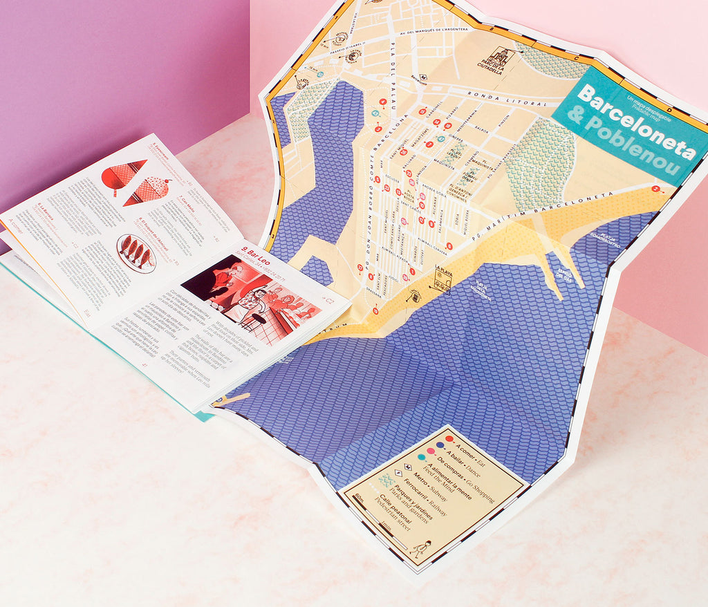 Pocket Guide · Barceloneta & Poblenou