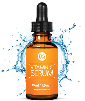 Vitamin C Serum Anti Aging from Bioniva Anti Falten Anti âge sérum