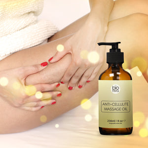 Anti-Cellulite Massage Oil 236ml