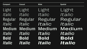 Right Grotesk - Text Full Family