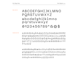 Neue Machina - A powerful & versatile Font - Free to Try