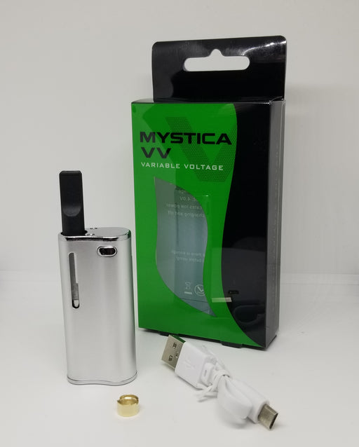 YourGreenScene Discreet Herbal Oil 510 Thread Cartridge Vaporizer by Mystica
