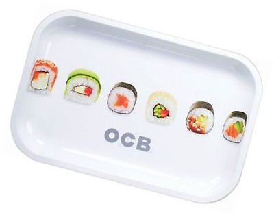 YourGreenScene 11.5 x 7.5 inch OCB Multicolor Special Edition Rolling Tray