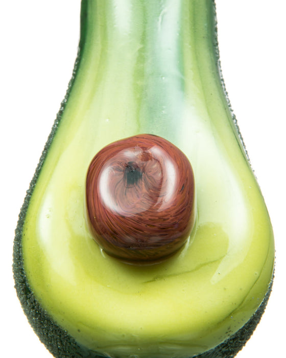 YourGreenScene Healthy Diet Avocado Bong by Empire Glass