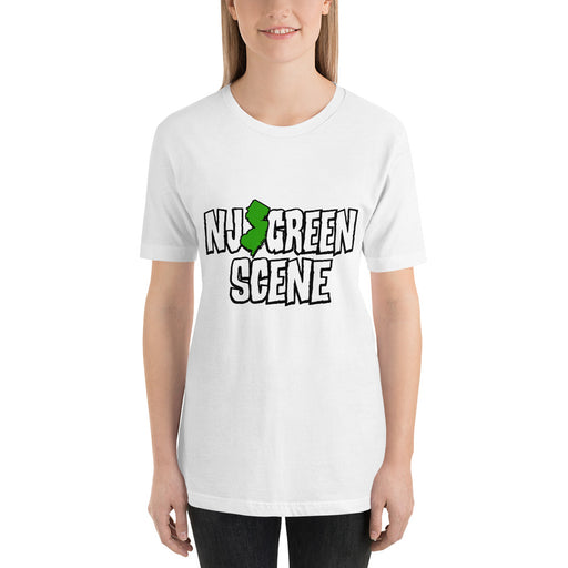 YourGreenScene Women's Stacked O.G. Logo Tee
