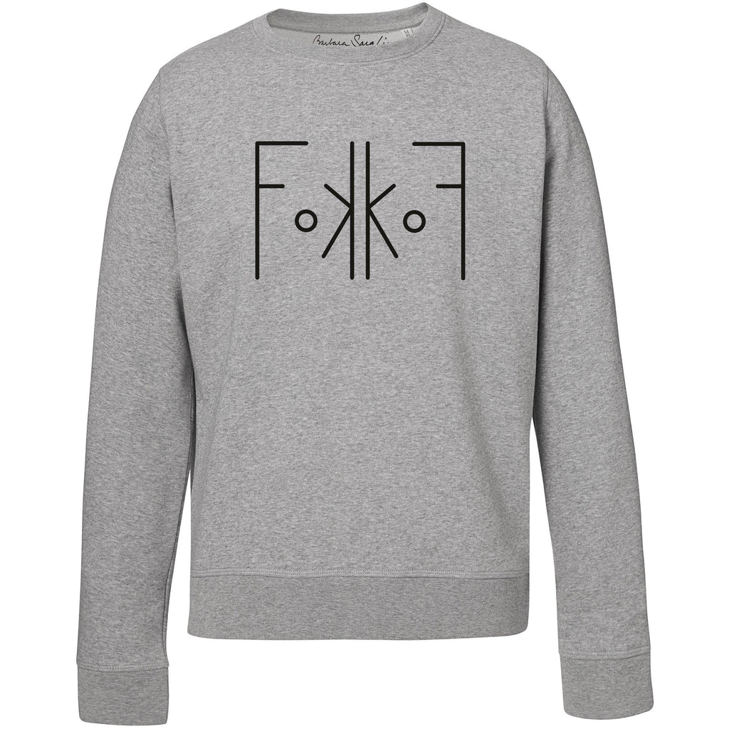 FoKKoF Sweater Grey - Barbara Sarafian