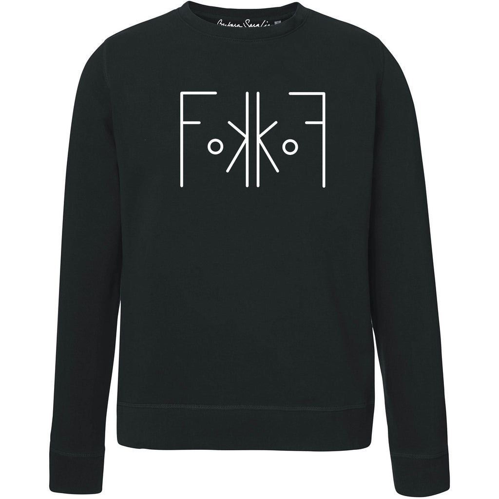 FoKKoF Sweater Black - Barbara Sarafian